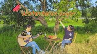 Baixar 친남매가 부르는 'Watermelon Sugar' 🍉ㅣSiblings Singing 'Harry Styles - Watermelon Sugar'