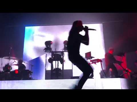 Underoath - A Fault Line, A Fault of Mine (Erase Me Tour 2018)