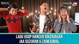 Lagu Usop Hancur Dikerjakan Jaa Suzuran & Zaim Ajmal I Muzik Jam Musim Ke-2