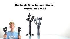 Der BESTE Smartphone Gimbal 2020 (+ Gewinnspiel Auflösung) | Gimbal Vergleich Test Review