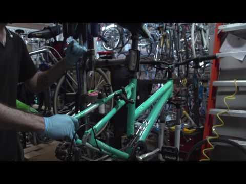 Bike Shop Documentary