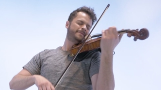 Cheap Thrills by Sia for Violin in ONE TAKE | Loop Cover - Rob Landes
