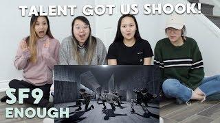 MV REACTION | SF9 (에스에프나인) -  Enough (예뻐지지 마)