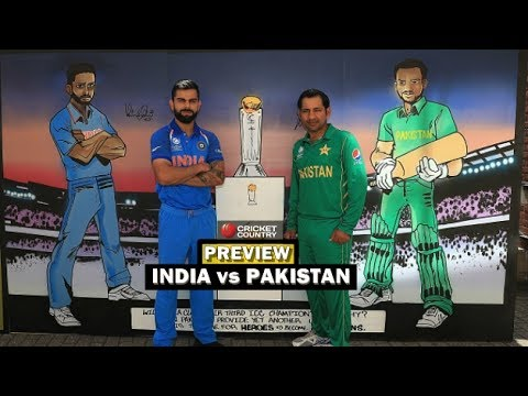India Vs Pakistan Final Champions Trophy 2017, Live Streaming, Commentry