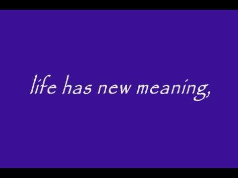 """""""Suddenly"""" -- Billy Ocean, Lyrics"""