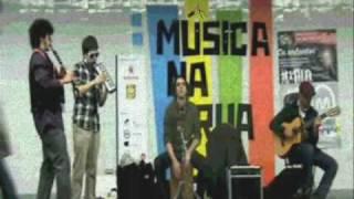Os Andantes  Rodrigo Leão- A comédia de Deus   Música no Metro