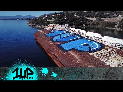 1UP - Mediterranean Sky - The Ship