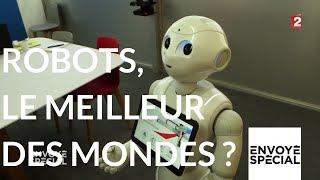 Envoyé spécial. Robots le meilleur des mondes - 11 janvier 2018 (France 2)