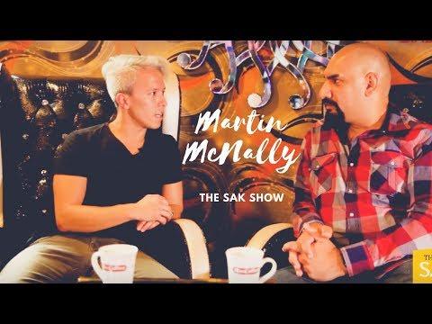 Martin McNally On The Sak Show - ZindagiTvKe