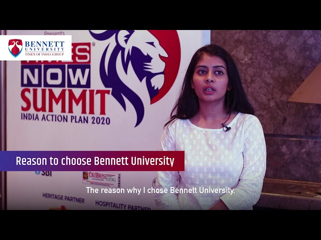 Join MBA at Bennett University (Times of India Group) to give your career a great start.