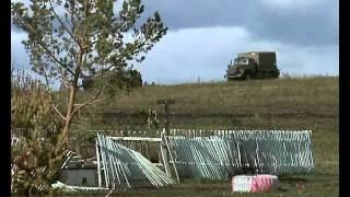 """Учения """"ЦЕНТР-2011"""" военный полигон Чебаркуль"""
