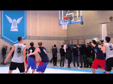 release date 261f2 0559e Dirk Nowitzki Joins Nike Basketball Berlin 5 on 5