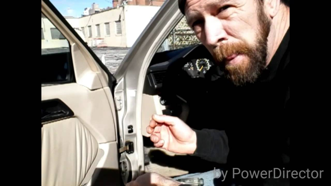 94 Mercedes E420 Headlight Switch Replacement Youtube Benz Wiring Diagram