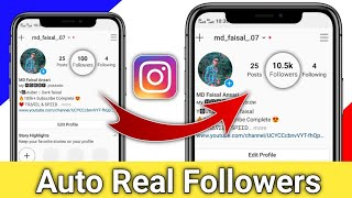 Get Real Instagram Free Follow…
