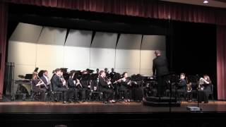 RHS Symphonic Band: Pavana and March (2017 Spring Concert)