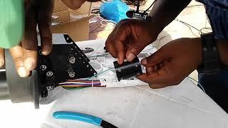 Fiber optic cable Midspan