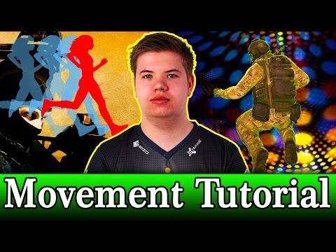 [CSGO] Movement Tutorial MOVE! (german)
