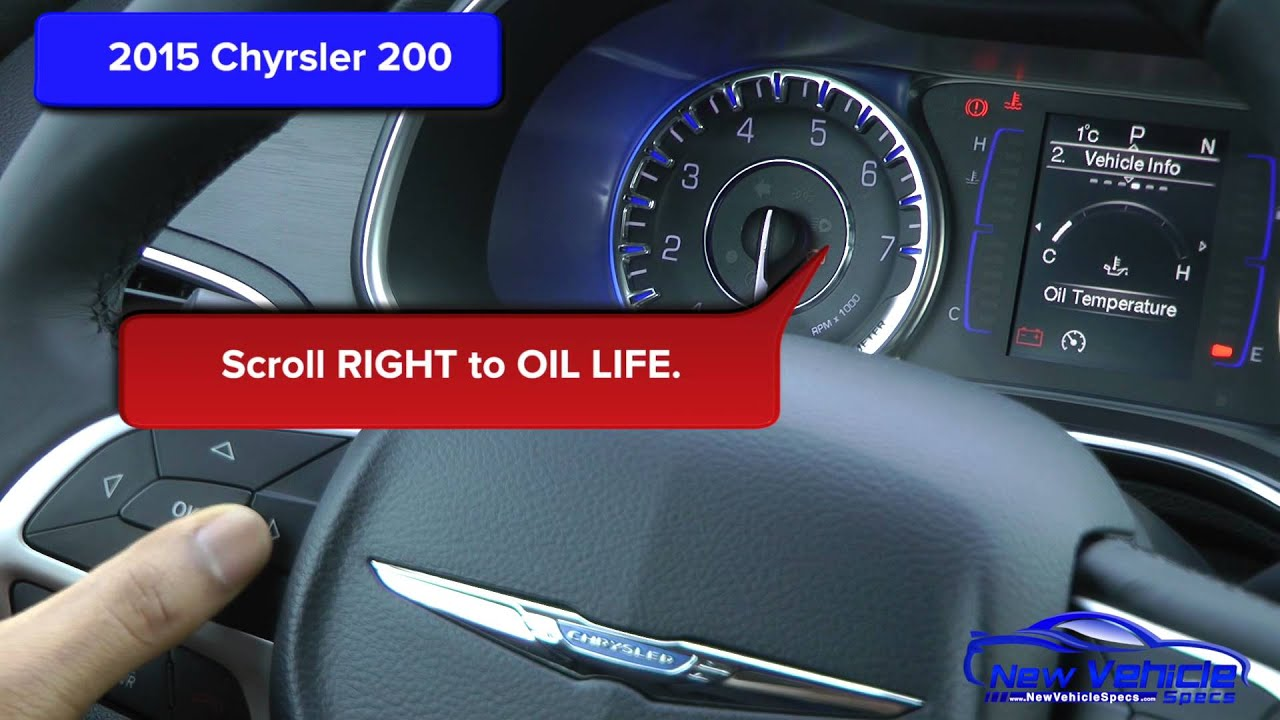 2015 chrysler 200 oil light reset service light reset youtube ditch the ads biocorpaavc