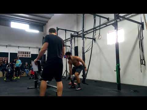 Rafael Silva Crossfit Open 18.1