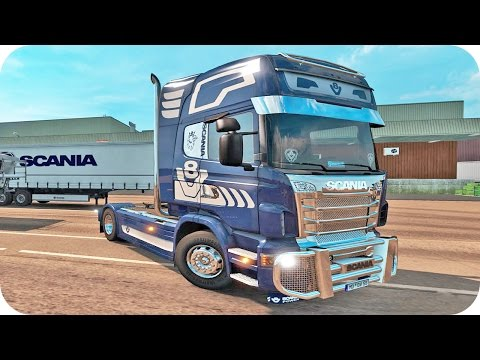 Repeat Mighty Griffin DLC Tuning Pack ~ ETS2 New DLC v1 24