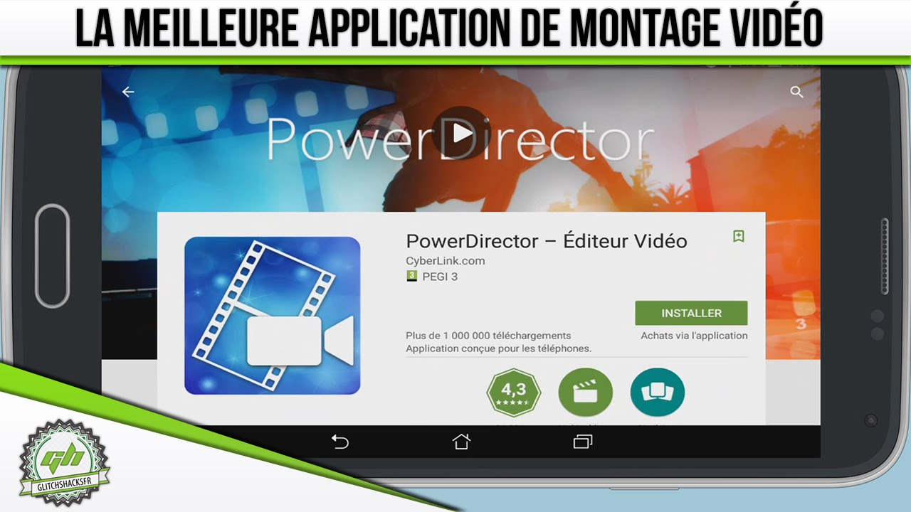 application android pour montage photo