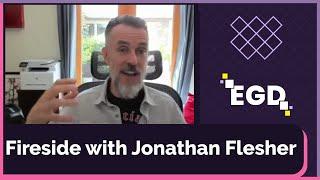 Fireside with Jonathan Flesher - Waffle Games 4.0