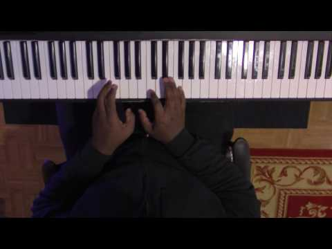 KEVIN POWELL CHORDS HIDING PLACE || A MUST LEARN!!!!!