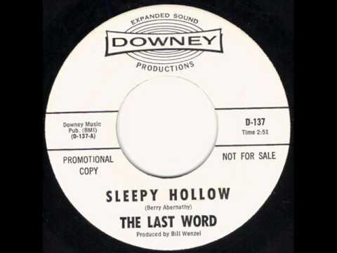 Last Word - sleepy hollow