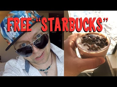 "Free ""Starbucks"" on a Cruise - Travel Tips with Dino Cicerolli"