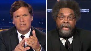Tucker Carlson Vs Cornel West On Democratic Socialism