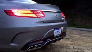 Mercedes-Benz S65 AMG Coupe Review