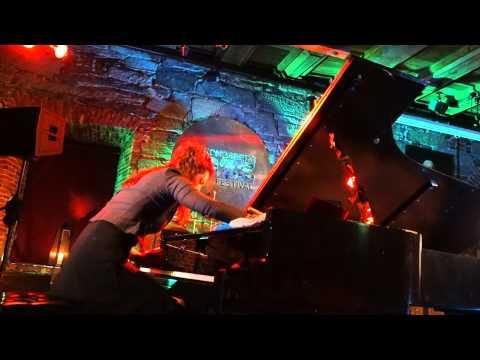 Eve Risser  @ Kongsberg Jazz, July 5th 2014