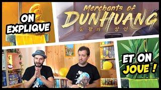 Merchants of Dunhuang, on vous explique et on joue à ce jeu de collection et de majorité
