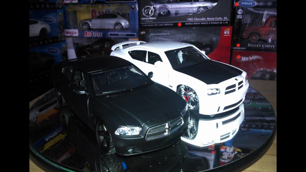 Versus 1 24 Dodge Charger R T 2011 Motor Max Vs 1 24