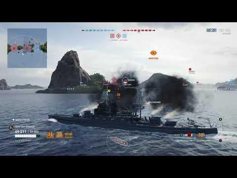 Meet The Arizona! Tier 5 American Premium Battleship! (World Of Warships Legends Xbox One X)