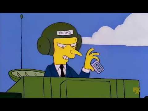 Quien Se Cansa Nadie Se Cansa Quien Se Rinde ( Version Simpson)