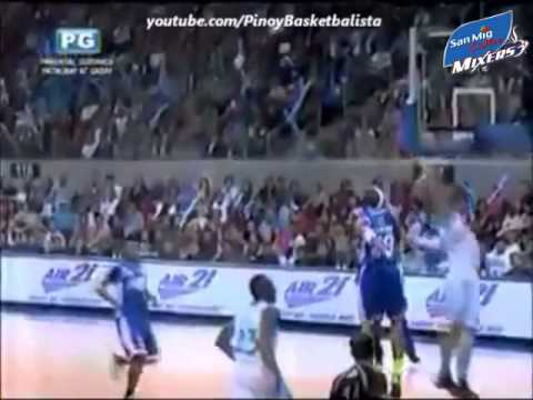 Marc Pingris - MVP Finals Tribute