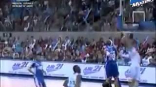 Marc Pingris - MVP Finals Tribute