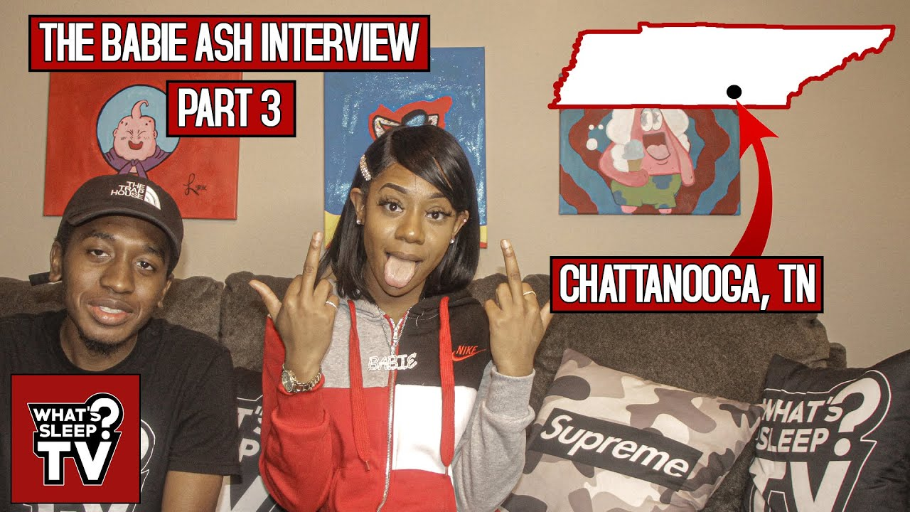"""Babie Ash """"If Chattanooga Just Focused And Stop Trying To Keep Up, It'll Change Everybody's Life"""""""