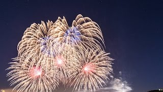 America's 10 biggest and brightest Fourth of July fireworks shows