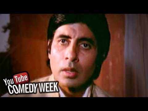 Amitabh Bachchan says English is funny language - Namak Halal - Comedy Week Exclusive