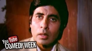 Amitabh Bachchan says English is funny language - Namak Halal - Comedy Week Exclusive