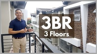 Brand NEW Townhouse for Sale in NEW MANILA, Quezon City with Swimming Pool | Property ID: NM2