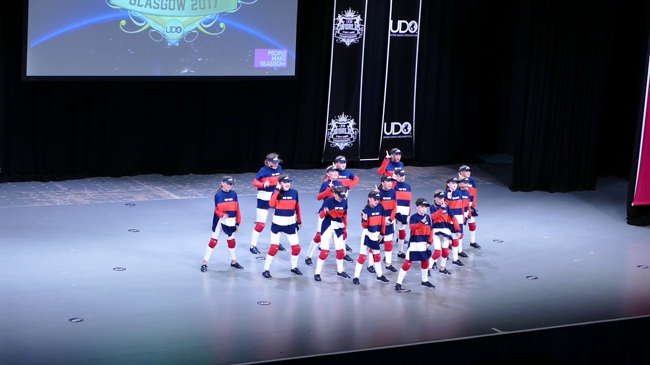 de208872a WiseWoods Juniors ~ UDO World Street Dance Championships Final ~ 27th  August 2017