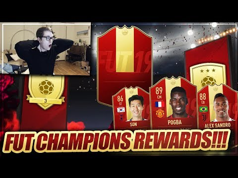 FIFA 19: GOLD 3 FUT CHAMPIONS REWARDS TAKTIK! TRADING PROFIT 🔥🔥 FIFA 19 Pack Opening Road to Glory