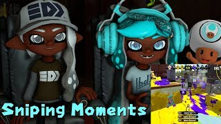 Splatoon 2 - Sniping Moments
