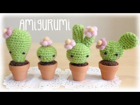 Amigurumi Cactus Tejiendo Peru : Cactus fantas?a amigurumi tejidos a crochet FunnyDog.TV
