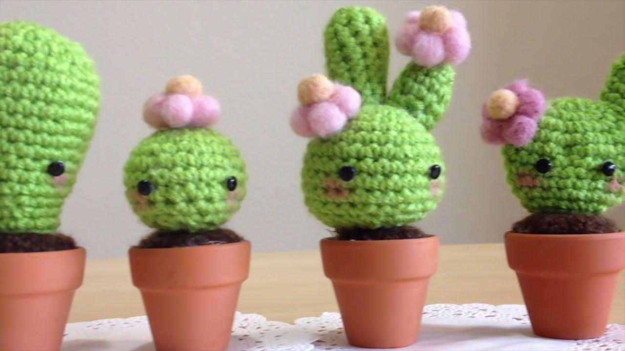 Crochet Cactus Patterns Best Ideas Video Instructions   720x1280