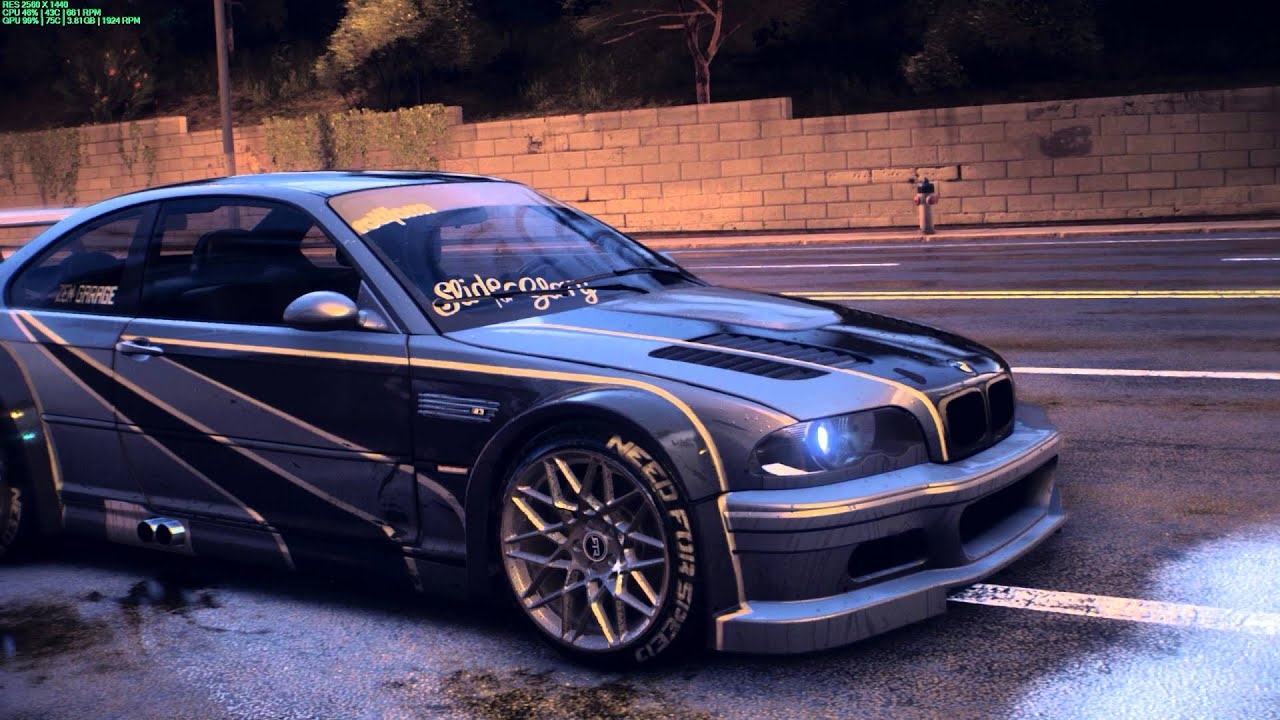 need for speed 2016 pc 1440p ultra bmw m3 gtr look around youtube. Black Bedroom Furniture Sets. Home Design Ideas