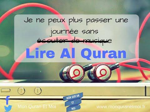 Le Coran, remède pour arrêter la musique